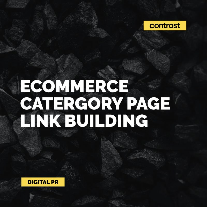 Image for Link building to eCommerce Category Pages
