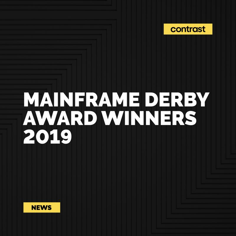 Image for Contrast - Mainframe Derby Awards Winners 2019