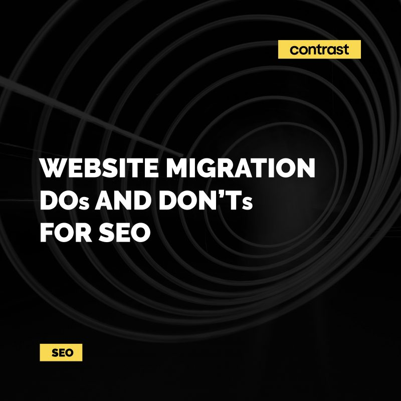 Image for Website Migration Dos and Don'ts for SEO