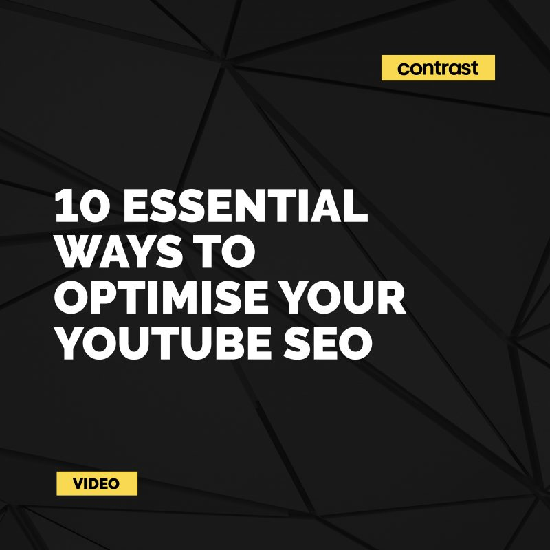Image for 10 Essential Ways to Optimise your YouTube SEO