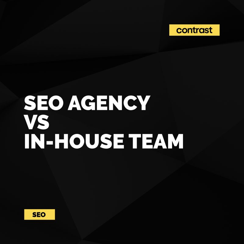 Image for SEO Agency vs. In-House Team: Which is right for you?