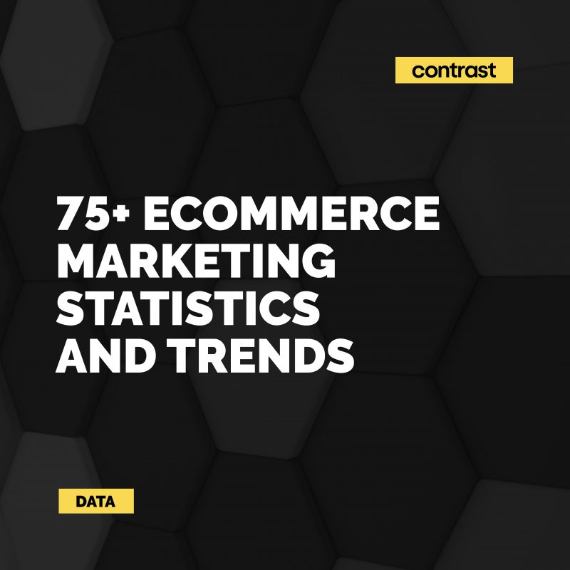 Image for 75+ eCommerce Marketing Statistics & Trends To Ignite Your Strategies in 2020